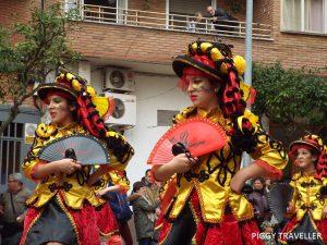 Badajoz Carnival_flamenco