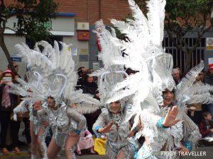Badajoz Carnival_girls