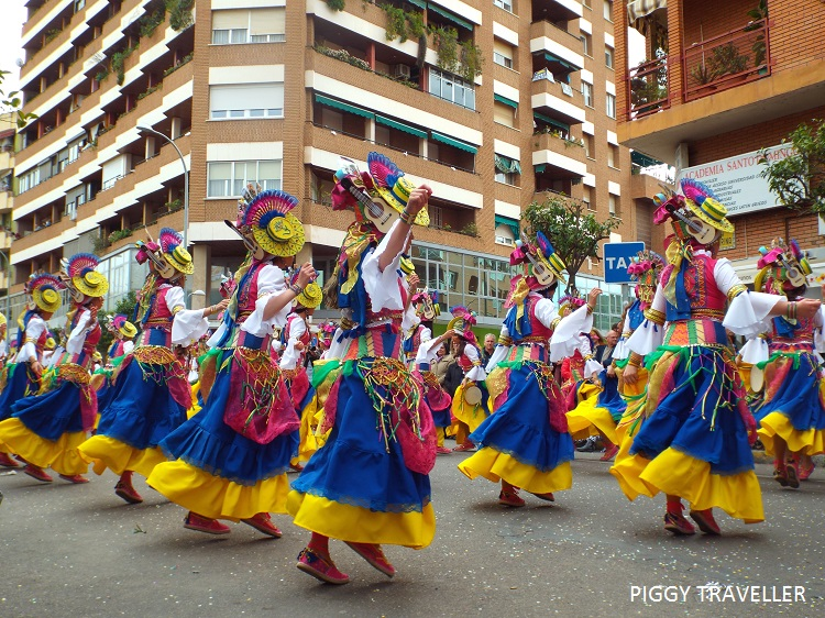 Badajoz Carnival_gypsies