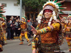 Badajoz Carnival_indian