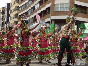 Badajoz Carnival_sevillanas