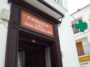 pharmacy in Llerena