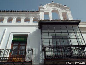 house in Llerena