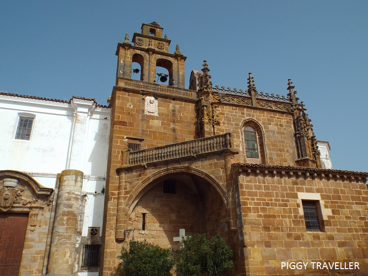 chapel, Llerena