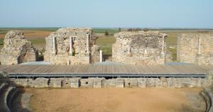 Regina Roman Theatre, Extremadura