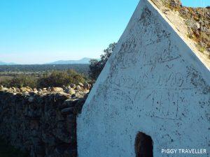 white corrala, Torrequemada, Extremadura 2