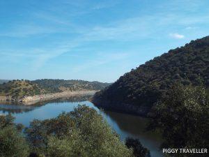 River Tagus - Monfrague National Park, Extremadura