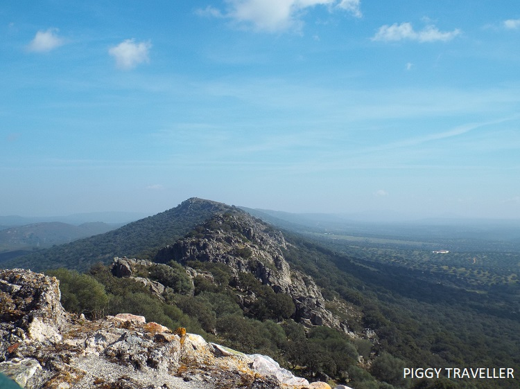 View from small tower - Monfrague National Park, Extremadura