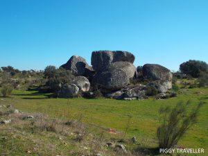 rocks, los barruecos, extremadura