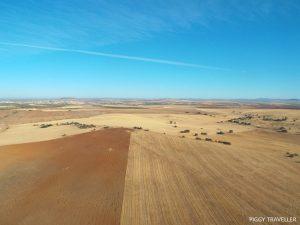 countryside, Merida, Extremadura