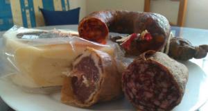 El plato, Extremadura food