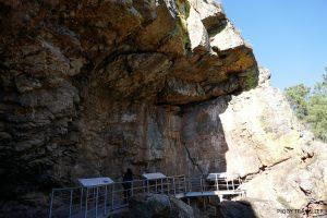 Cueva Chiquita, Extremadura