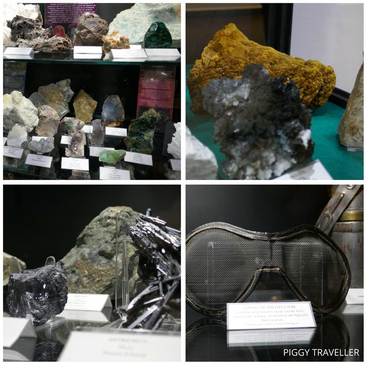 Museo mina Costanaza, Logrosan