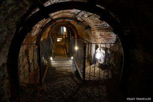 in the mine, costanaza mine, logrosan