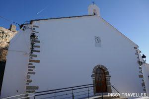 Extremadura castles - Benquerencia de la Serena, church