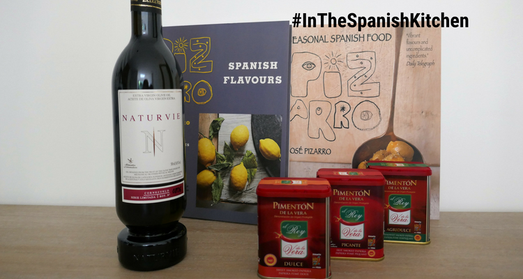 Piggy Traveller celebrates its fourth birthday #InTheSpanishKitchen