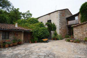 Accommodation in Sierra de Gata, Finca El Cabezo
