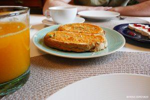 Accommodation in Sierra de Gata_El Cabezo_breakfast