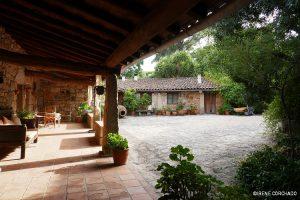 Accommodation in Sierra de Gata_El Cabezo_covered area