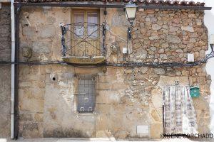 Santibanez el Alto, Sierra de Gata, Extremadura, Spain_house