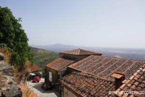 Santibanez el Alto, Sierra de Gata, Extremadura, Spain_main
