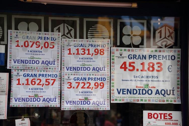 Spanish Christmas Lottery