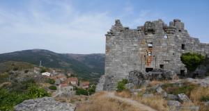 Trevejo castle, Extremadura_main