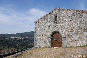 Trevejo church