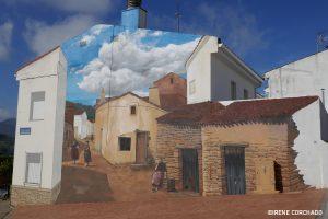 Street_Romangordo, Extremadura