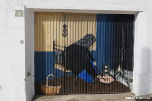 making breadcrumbs_Romangordo, Extremadura