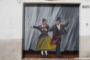 regional dance_Romangordo, Extremadura