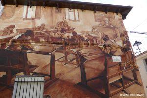 the school_Romangordo, Extremadura