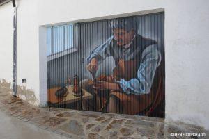 the shoemaker_Romangordo, Extremadura