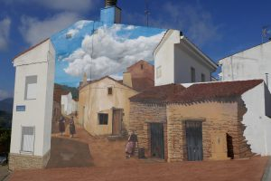 urban art_Romangordo, Extremadura