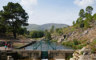 Natural pools in Extremadura: where to swim in Sierra de Gata