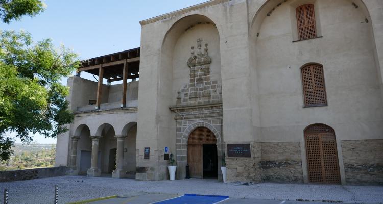 Accommodation in Extremadura: Hospedería Conventual de Alcántara