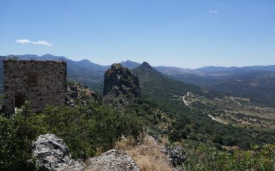 Extremadura castles: Cabañas del Castillo
